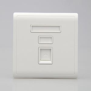 施耐德 电话插座 丰尚系列白色